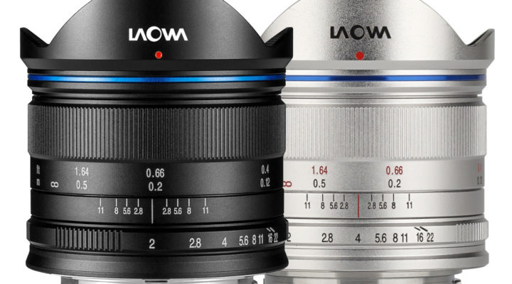 Laowa 7.5mm f/2 MFT now with automatic aperture version