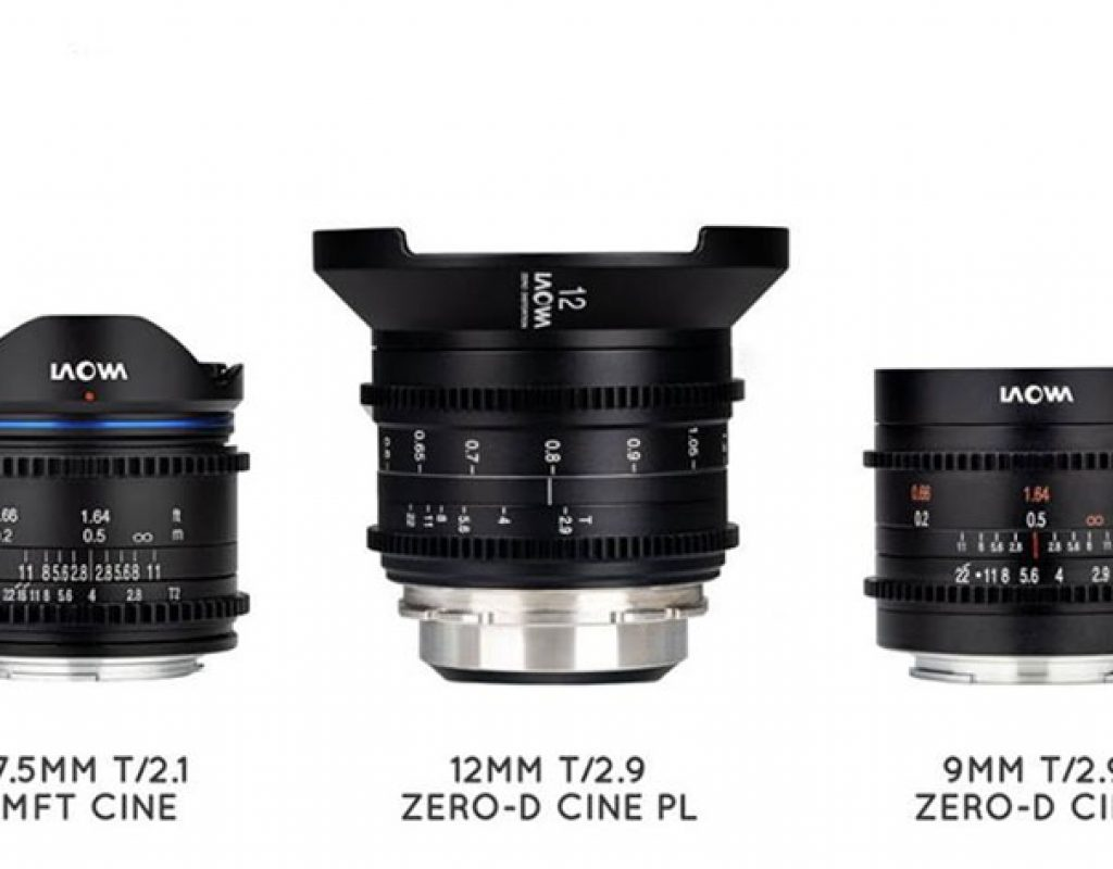 Venus Optics shows 4 new Laowa Cine lenses at Photokina 2018