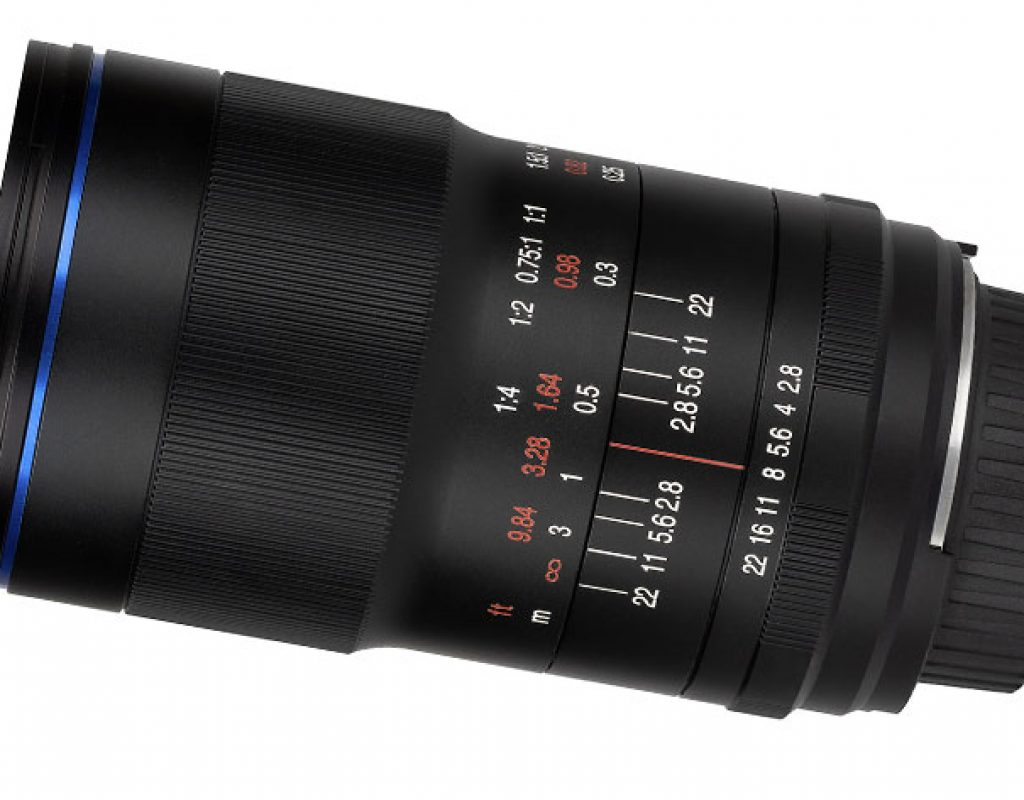 Laowa 100mm f/2.8 2:1 Ultra Macro is now shipping