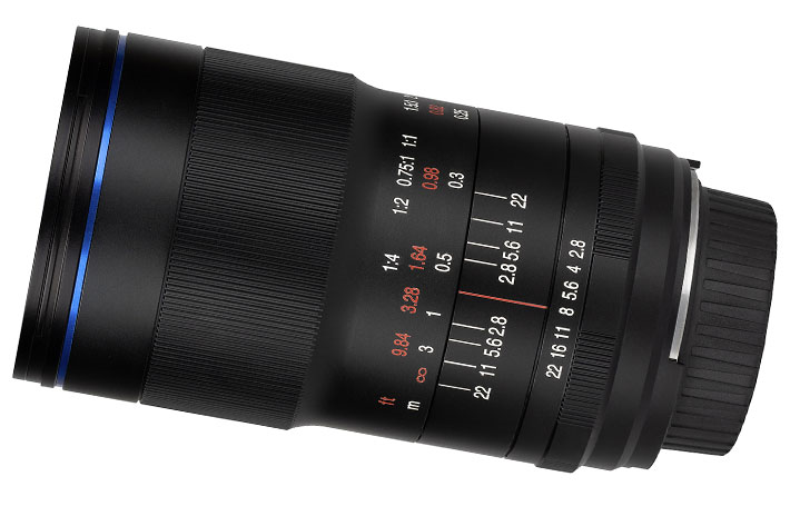 Laowa 100mm f/2.8 2:1 Ultra Macro from Venus Optics is now shipping by Jose Antunes - ProVideo Coalition