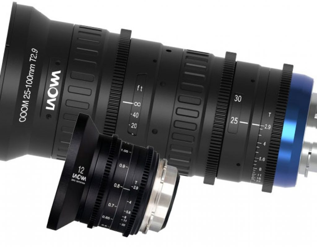 """Laowa """"Out Of Our Minds"""" Cine lenses debut at NAB 2019"""