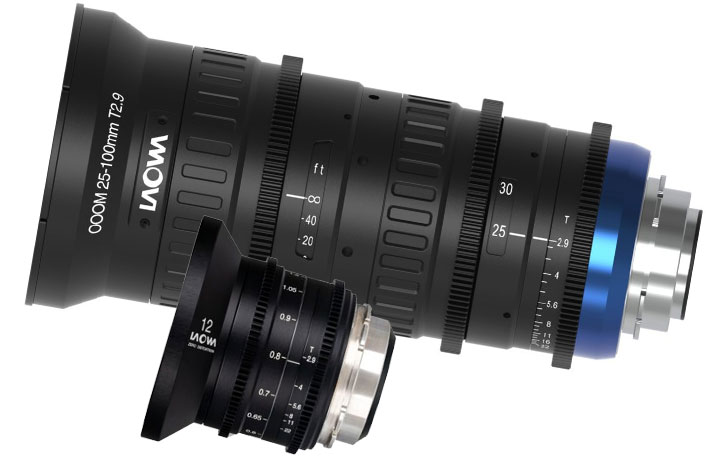 "Laowa ""Out Of Our Minds"" Cine lenses debut at NAB 2019"