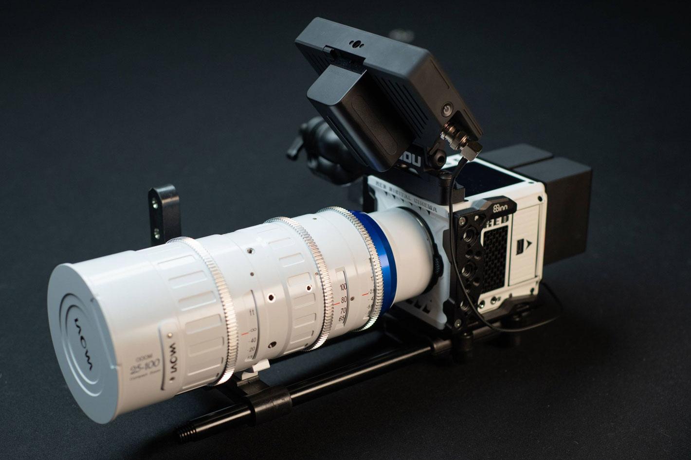 Laowa has two new Piano White Cine lenses