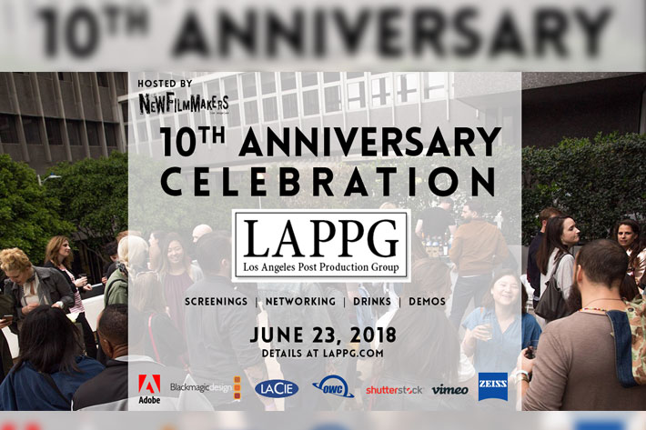 LAPPG celebrates 10 years and prepares the future 1