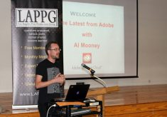 LAPPG: an evening with Adobe and GoPro