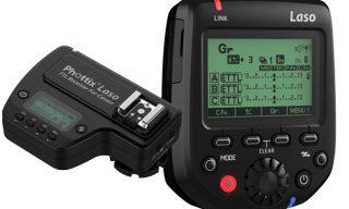 Phottix Laso: an alternative flash trigger for Canon's RT