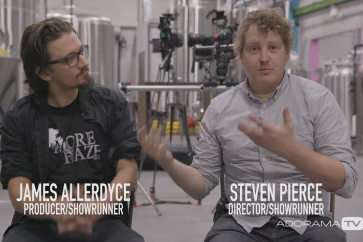 How to transform a brewery in a live studio