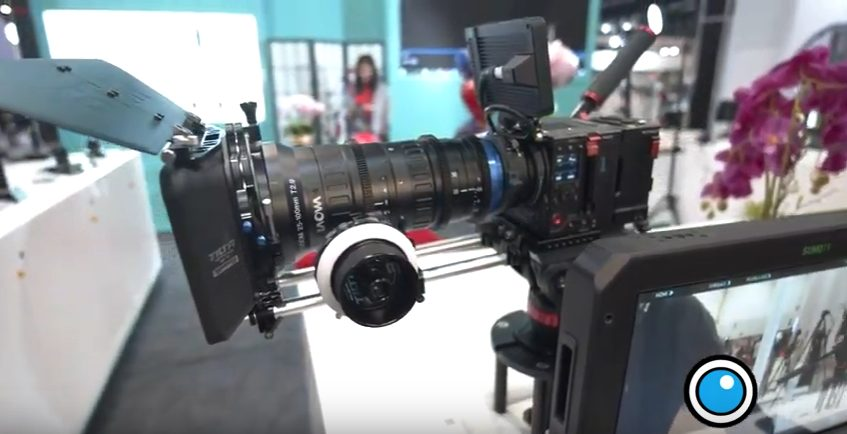 NAB 2019: Laowa shakes the industry again with 25-100mm cinema zoom lens by PVC Live