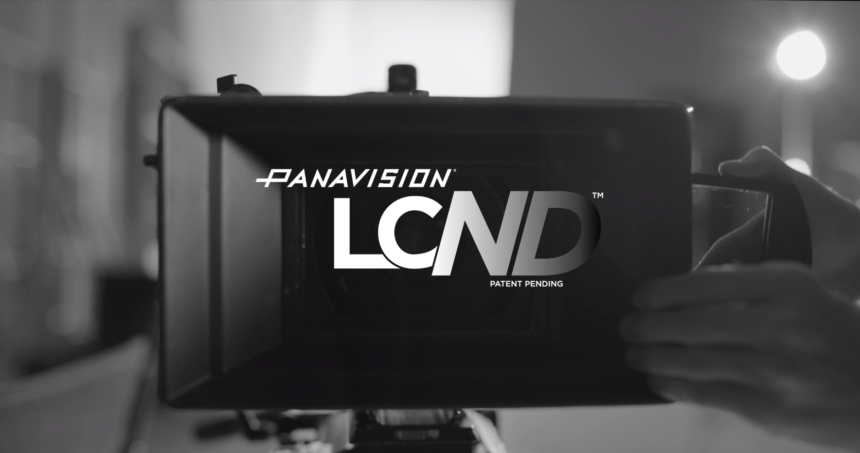 Panavision Liquid Crystal ND is 1 Filter with 6 Stops of ND.