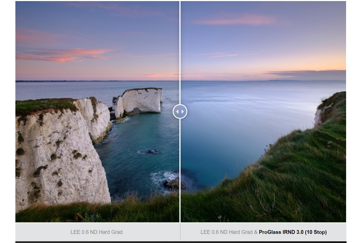 LEE Filters launches ProGlass IRND filters for photographers