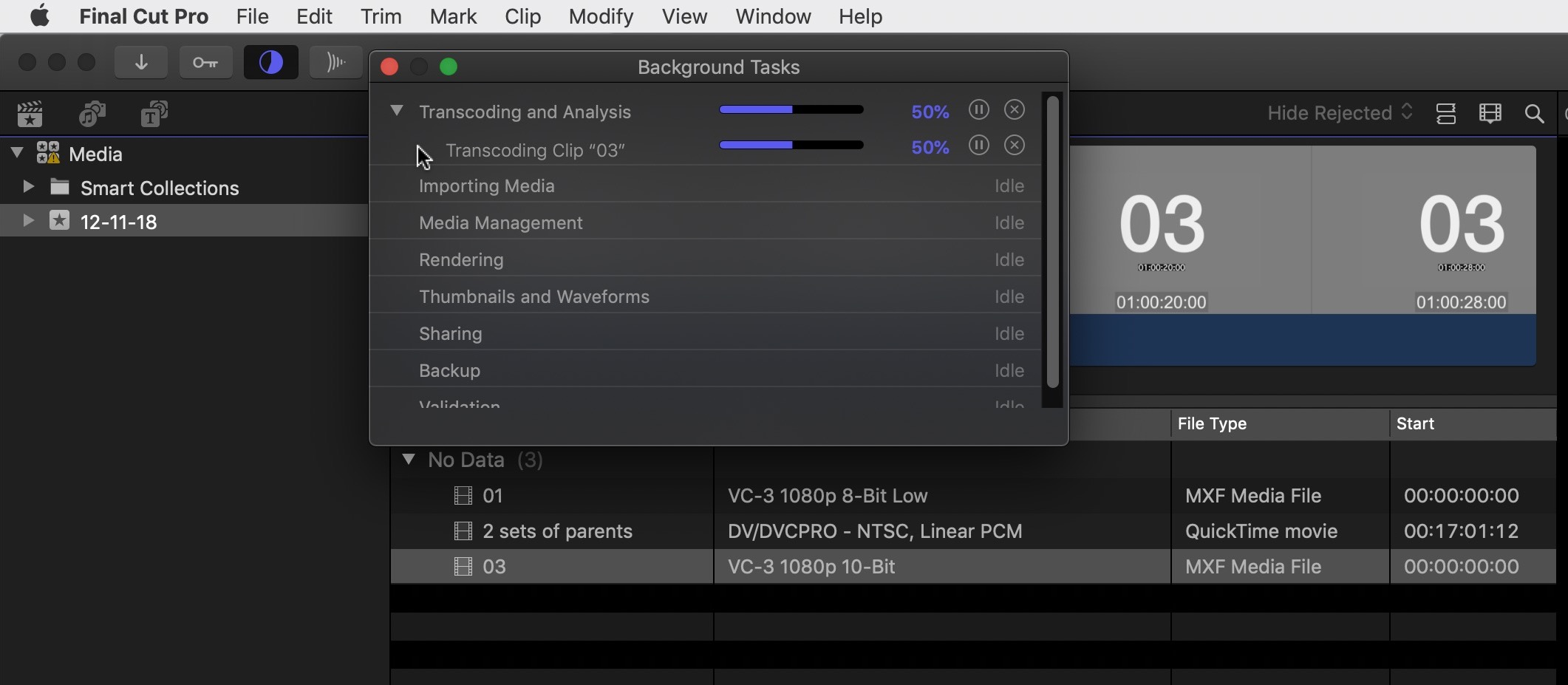 Final Cut Pro X updated to 10.4.6 to deal with Legacy Media 14