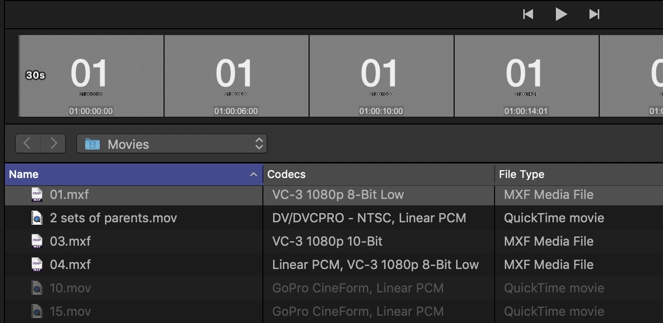 Final Cut Pro X updated to 10.4.6 to deal with Legacy Media 12