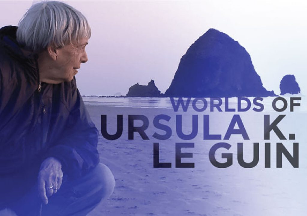Ursula K. Le Guin documentary rapidly funded on Kickstarter 1