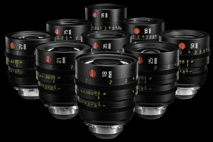 Leica Cine lenses