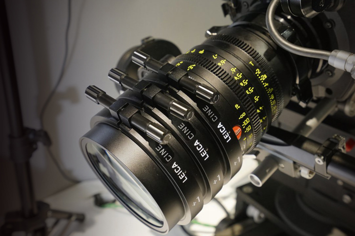 New Leica Cine MacroLux at NAB 2017