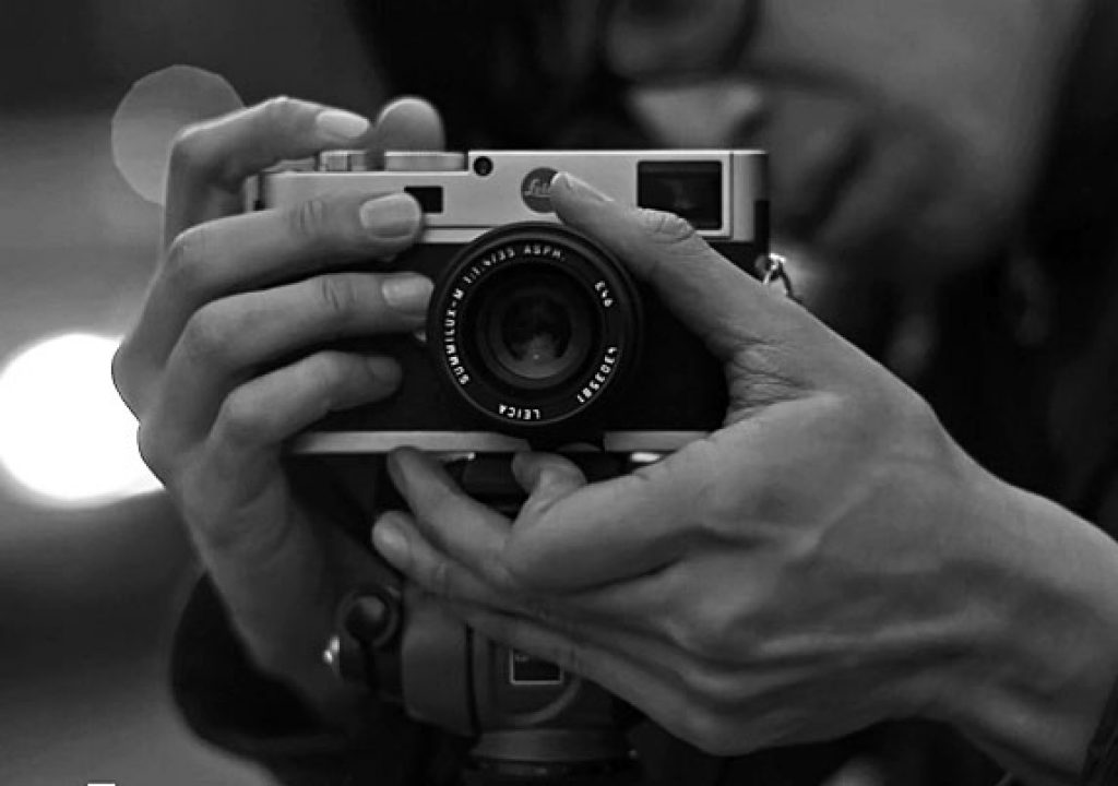 Ryan Mah: a Leica for black & white video 1