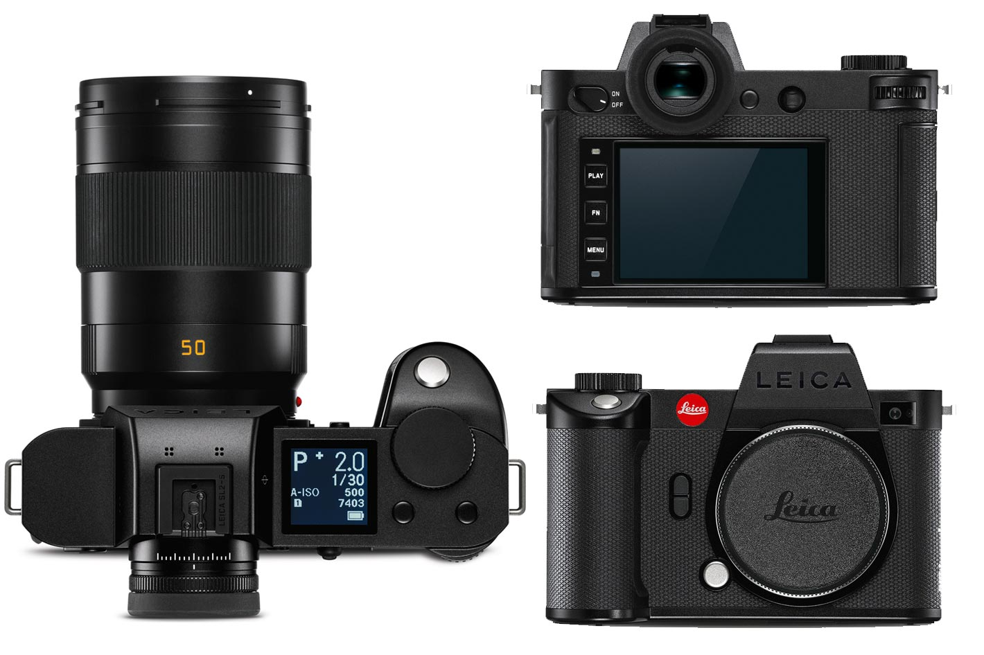 Leica SL2-S: video-centric camera takes photography seriously