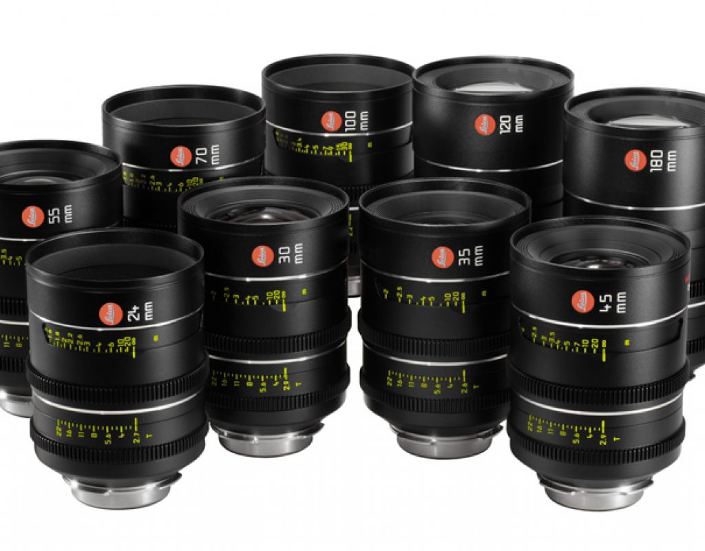 Leica Thalia: new cinematography lenses for NAB 2017