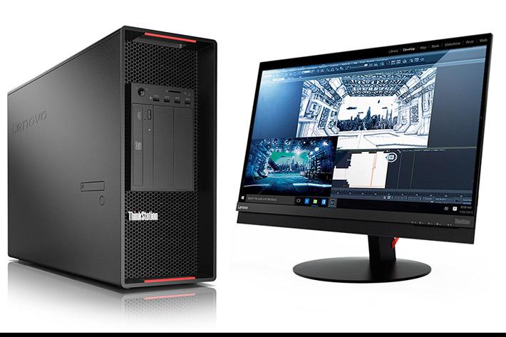 Lenovo introduces ThinkStation P920 and P720
