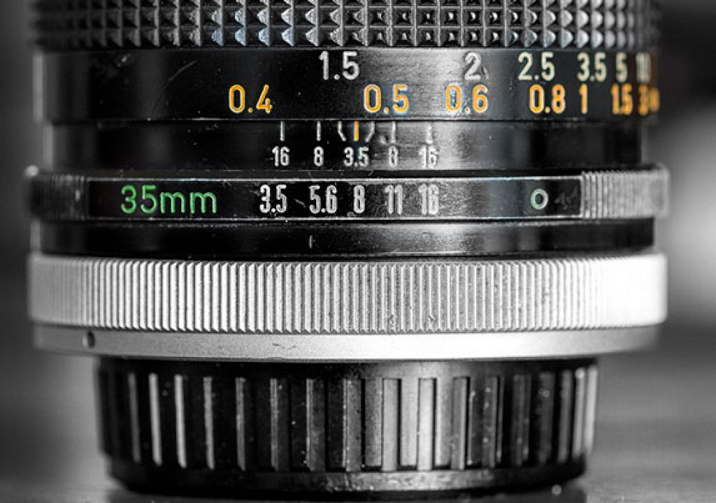 Do You Know the MFD of Your Lens? 1