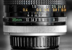 Do You Know the MFD of Your Lens?