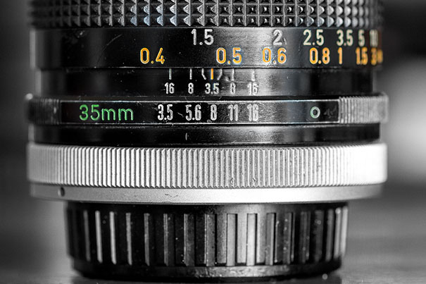 Do You Know the MFD of Your Lens? 2