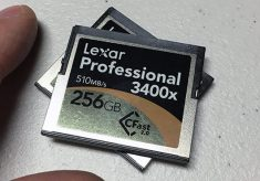 REVIEW: Lexar Professional 3400x CFast 2.0 Card