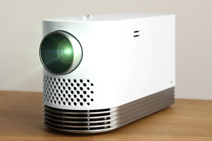 LG ProBeam: new laser projector for home cinema