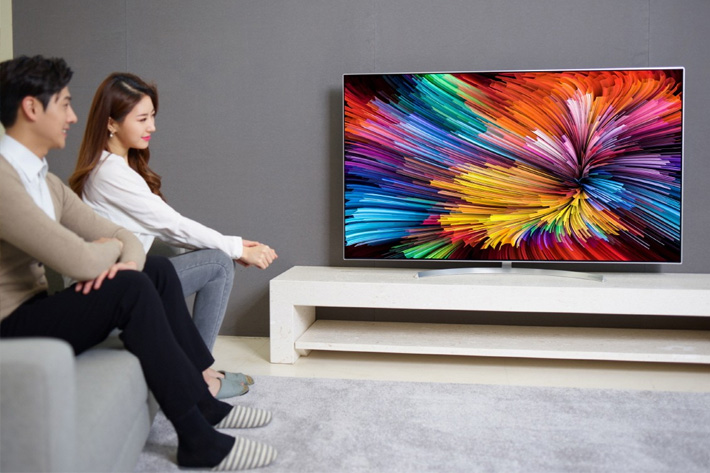 Nano Cell TVs with Active HDR at CES 2017
