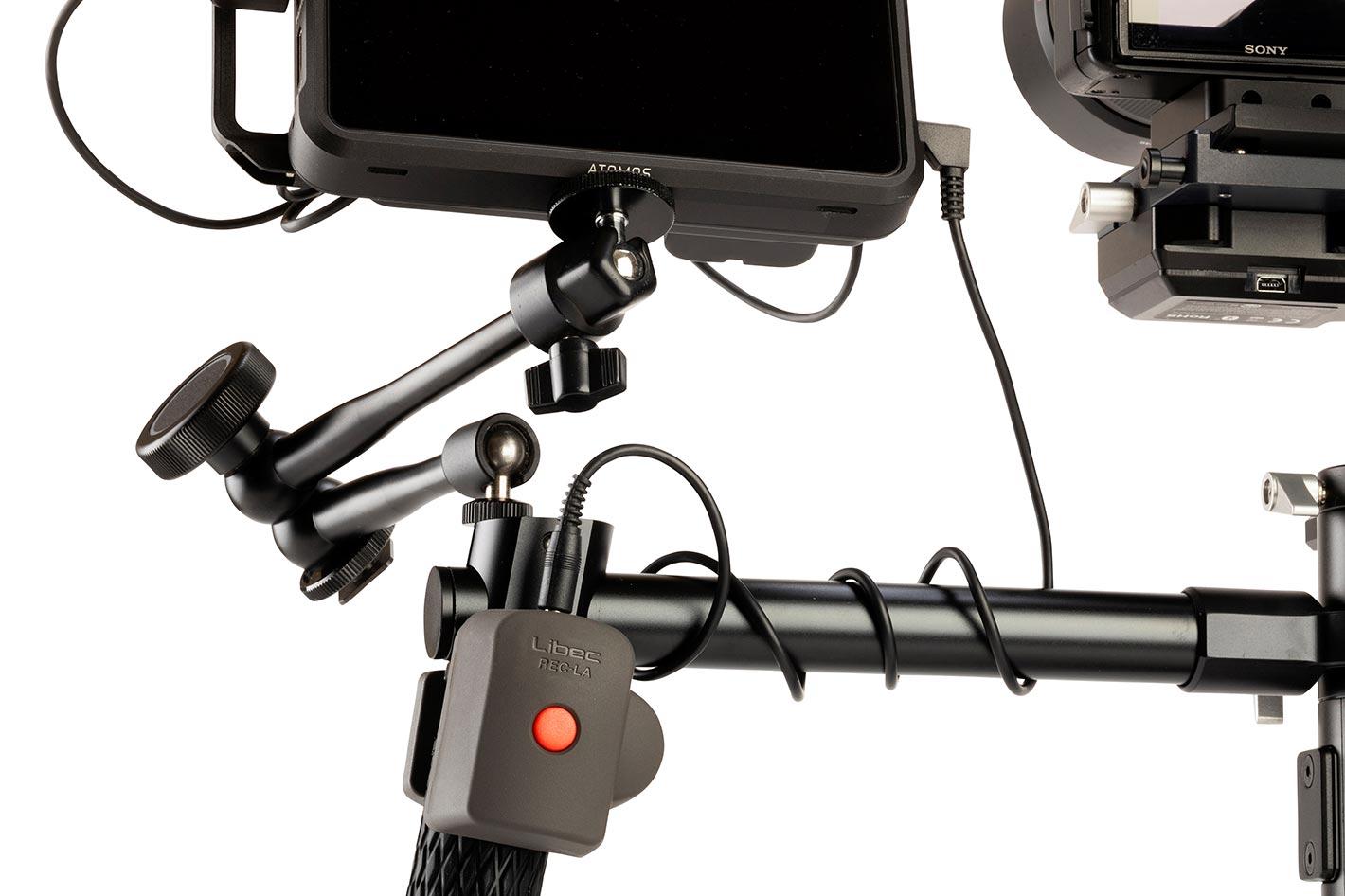 Libec announces the world's lightest video tripods