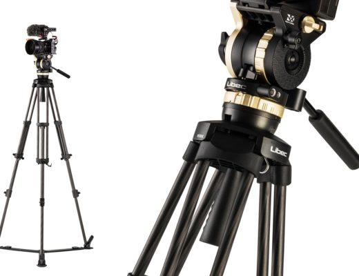 Libec announces the world's lightest video tripods