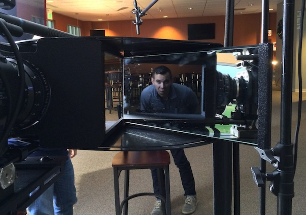 Location Interview Lighting Tips: HMI Lights & Looking into the Lens 2