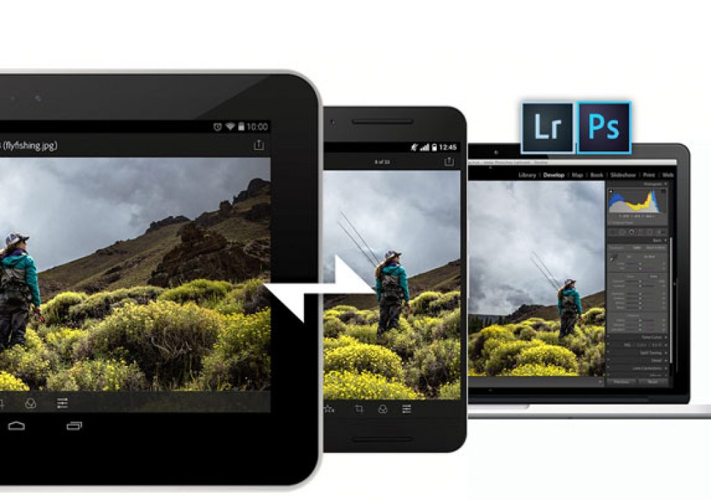 Lightroom Mobile for Android 1.4 is free 1