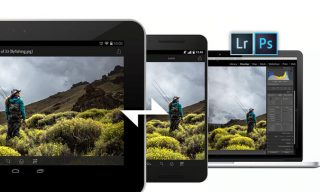 Lightroom Mobile for Android 1.4 is free