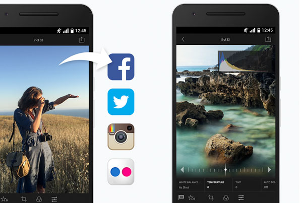 Lightroom Mobile for Android 1 4 is free by Jose Antunes