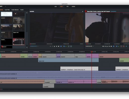An in-depth chat with editor Scott Hill about Lightworks 2