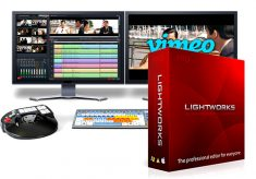Lightworks Pro: two years for the price of one and a choice of Boris FX or Graffiti