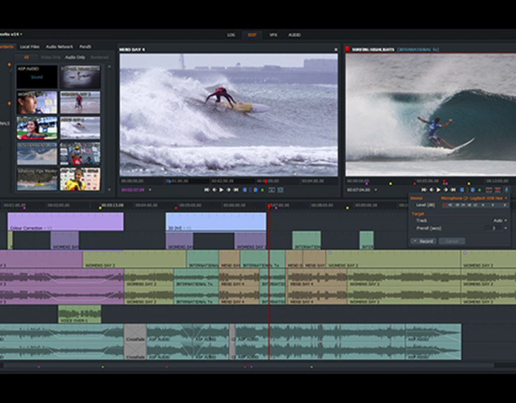 Lightworks 14.0: a reinvented NLE