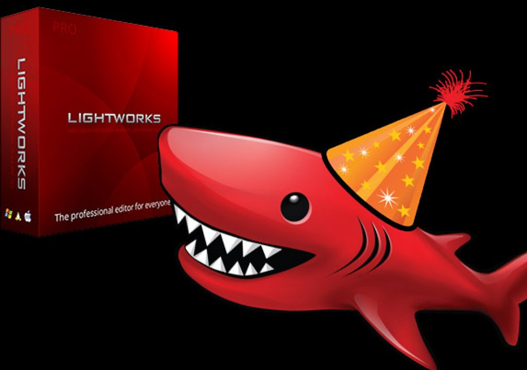 Lightworks Pro: 50% Off Now 1