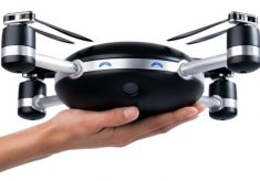 Lily: A Throw-and-Shoot Flying Camera