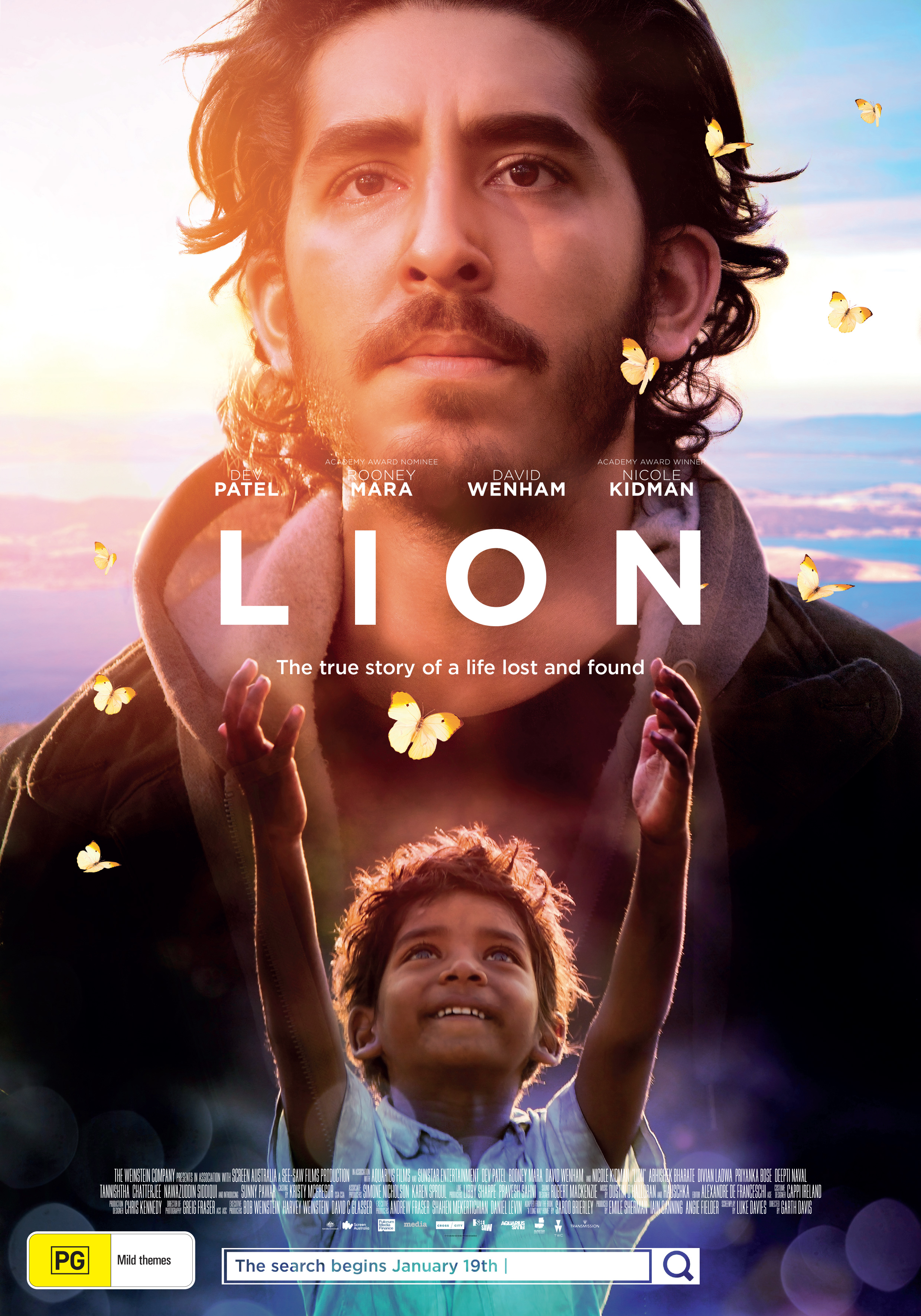 "ART OF THE CUT editing Best Picture nominee ""LION"" 41"