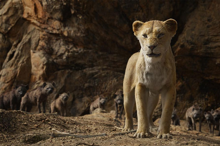 The Lion King: a film shot inside a game engine, with VR and Virtual Production 11