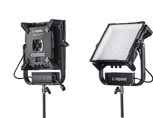 New Litepanels Gemini is the brightest and most accurate 1x1 panel ever