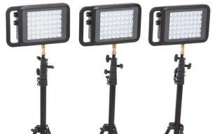 Lykos Bi-Color, your traveling LED Lights