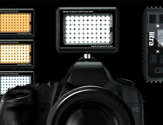 LitraPro, the world's first full spectrum compact light