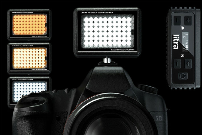 LitraPro, the world's first full spectrum compact light by Jose Antunes - ProVideo Coalition