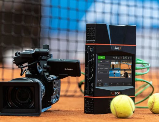 LiveU: an end-to-end solution for remote live productions