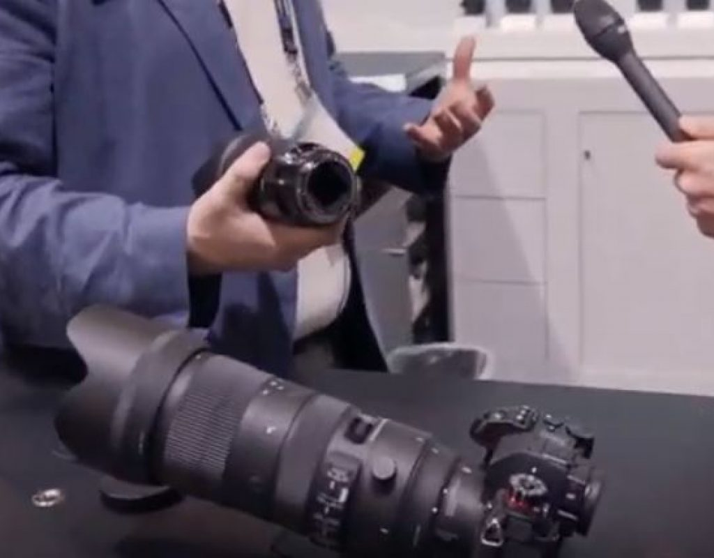 NAB 2019: Sigma Mirrorless Products Facilitate the Creation of the L-Mount 3