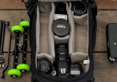 Portable Rig, Dolly and Cage on Kickstarter