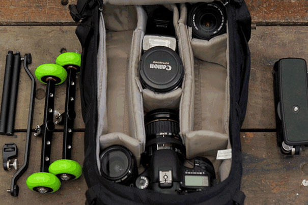 Portable Rig, Dolly and Cage on Kickstarter 5